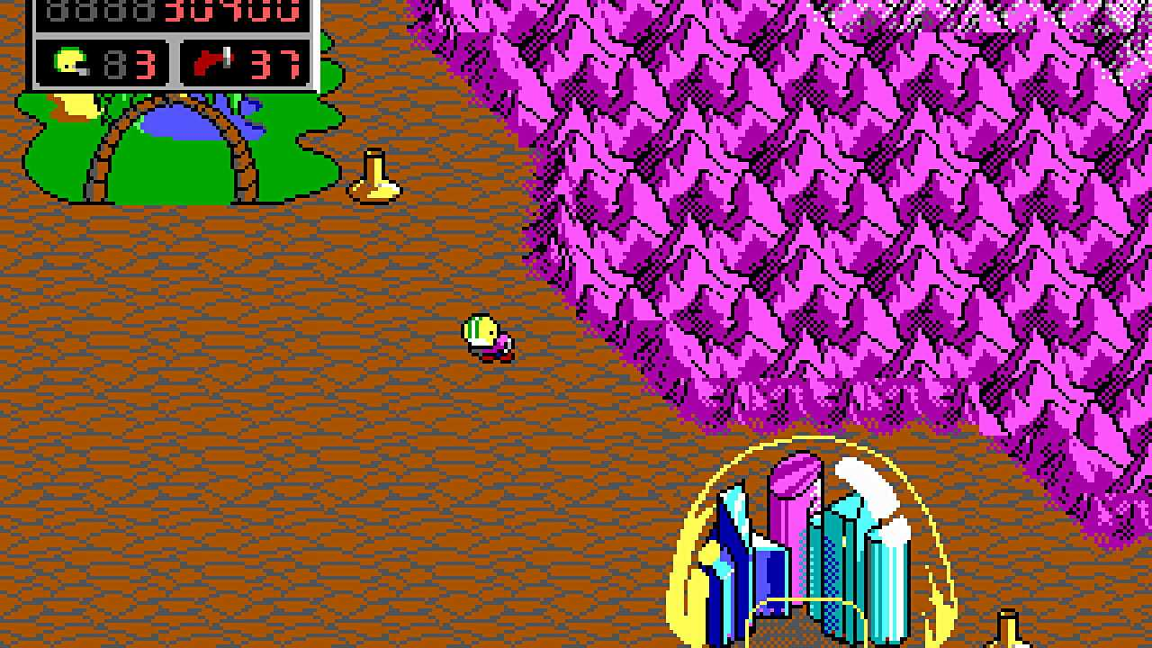 Commander Keen - Goodby, Galaxy!: The Armageddon Machine