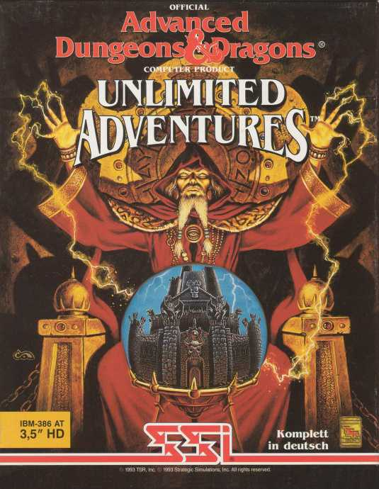 Unlimited Adventures