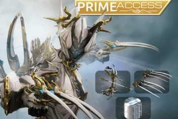 Warframe - Valkyr Prime Access Pack