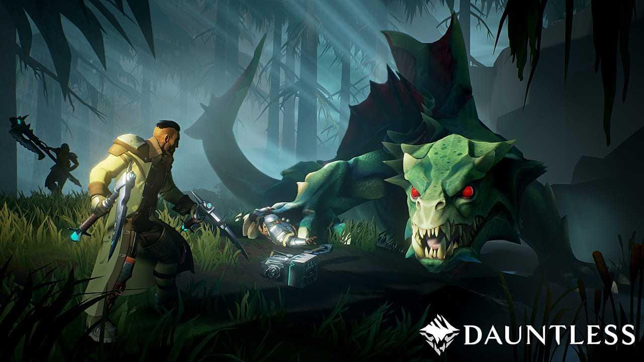 Dauntless Reviews, News, Descriptions, Walkthrough and System