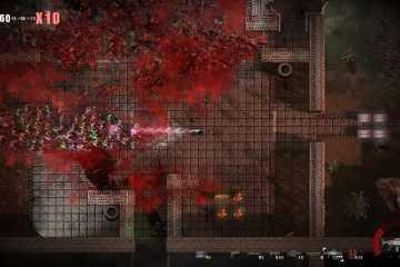 Splatter Blood Red Edition