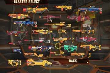 Nerf N-Strike