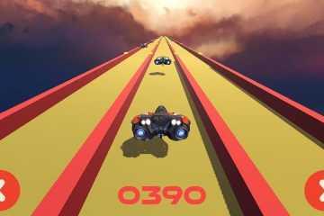 Hovercraft Race 3D
