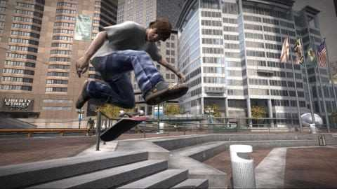 Tony hawk's pro skater hd update: pc version, game modes & manuals.