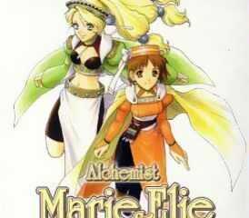 Marie & Elie: Two People's Atelier