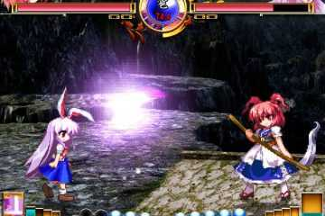 Touhou 10.5 Scarlet Weather Rhapsody