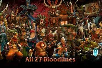 Bloodline Champions - Warrior Pack