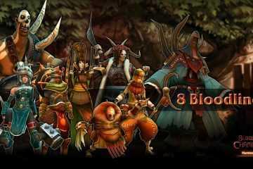 Bloodline Champions - Huntress Pack