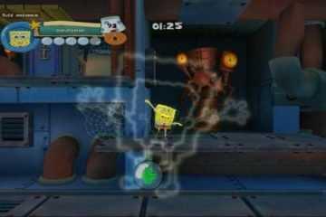 Spongebob Squarepants: Underpants Slam
