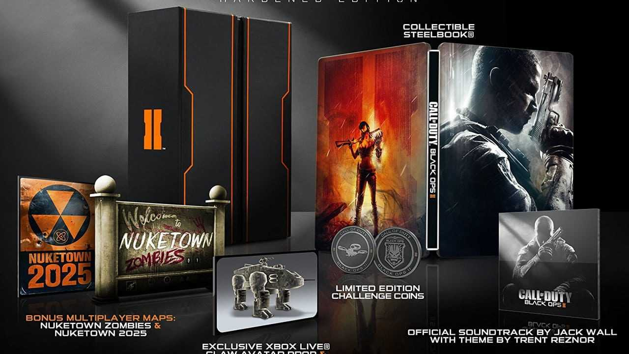 Call of Duty: Black Ops II - Hardened Edition