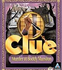 Clue Murder at Boddy Mansion