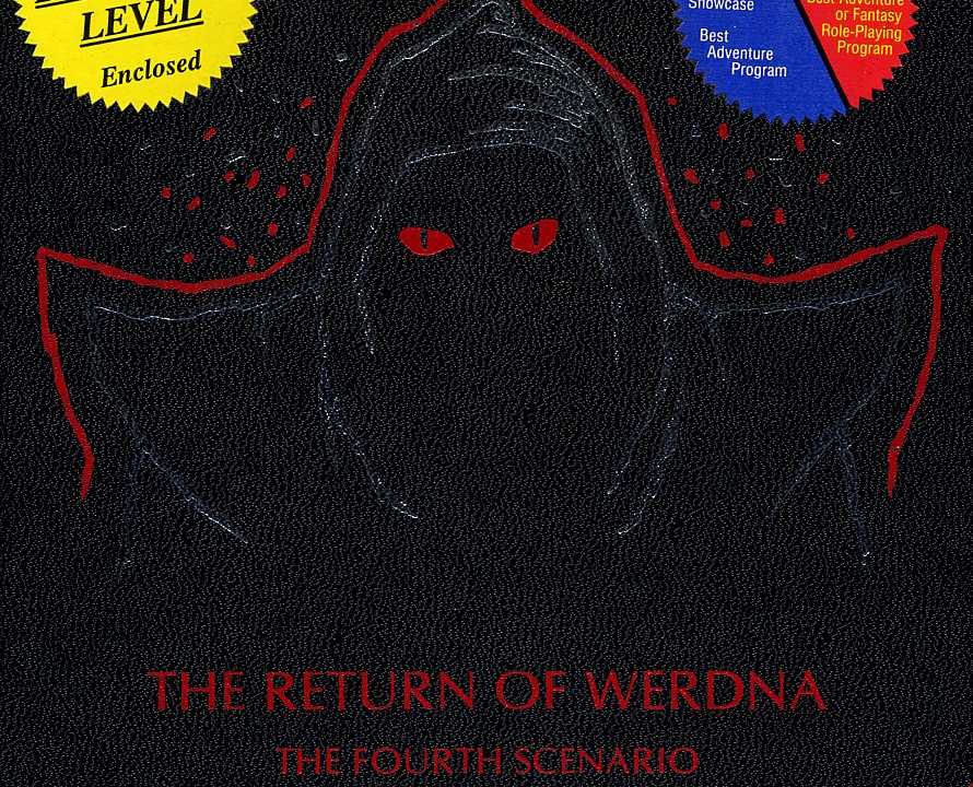 Wizardry: The Return of Werdna - The Fourth Scenario