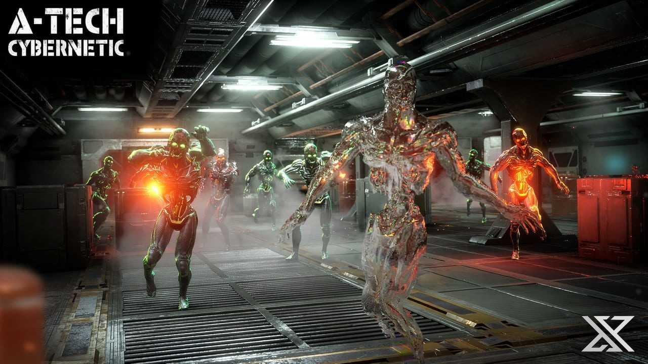 A-Tech Cybernetic
