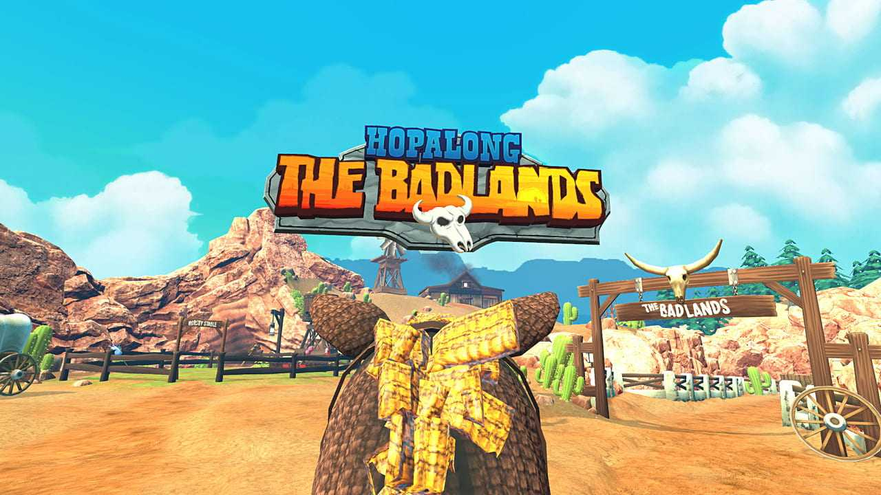 Hopalong: The Badlands