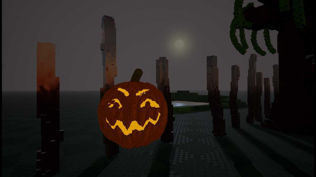 Pumpkin SculptrVR