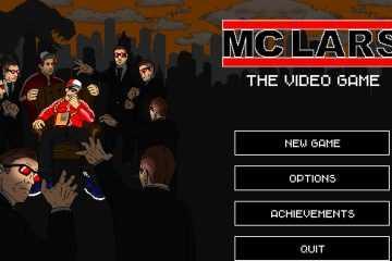 MC Lars: The Video Game