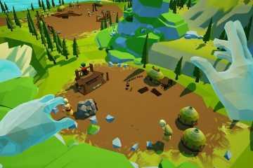 Super Island God VR