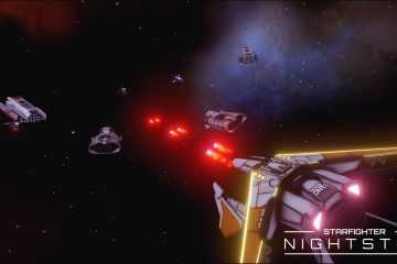 NIGHTSTAR: STARFIGHTER