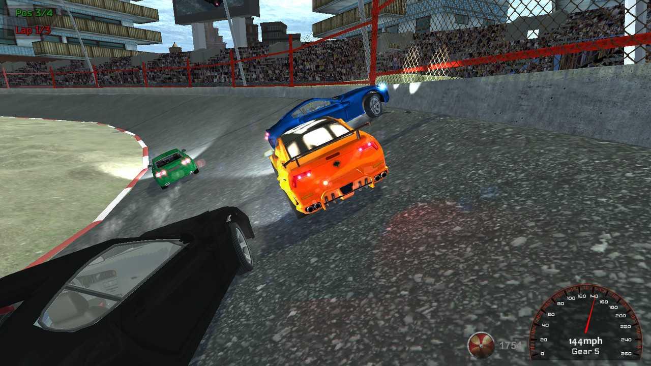 Race & Destroy