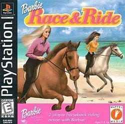 Barbie: Race & Ride