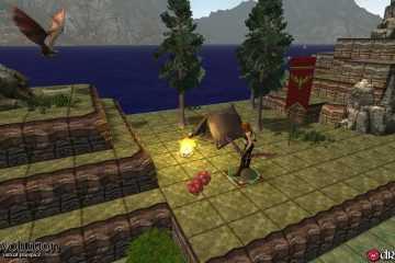 Revolution: Virtual Playspace