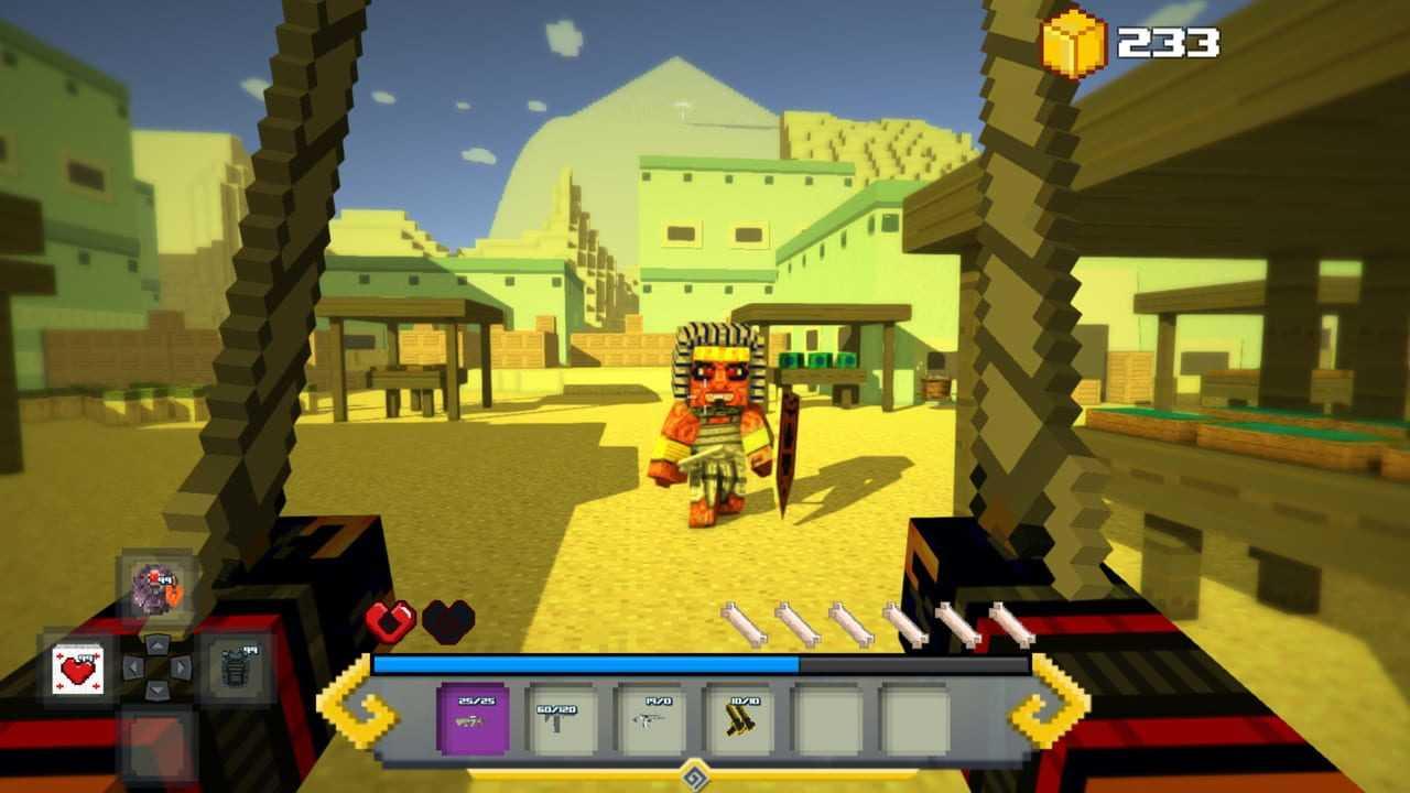 Block Survival: Legend of the Lost Islands