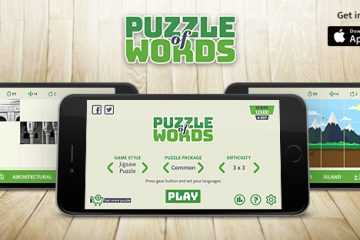 Puzzle of Words