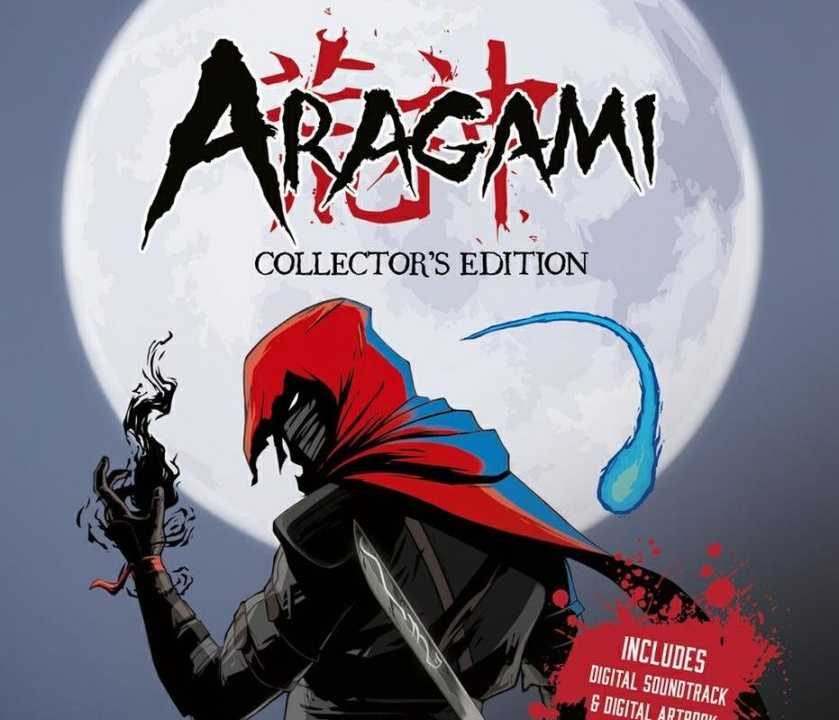 Aragami: Collector's Edition