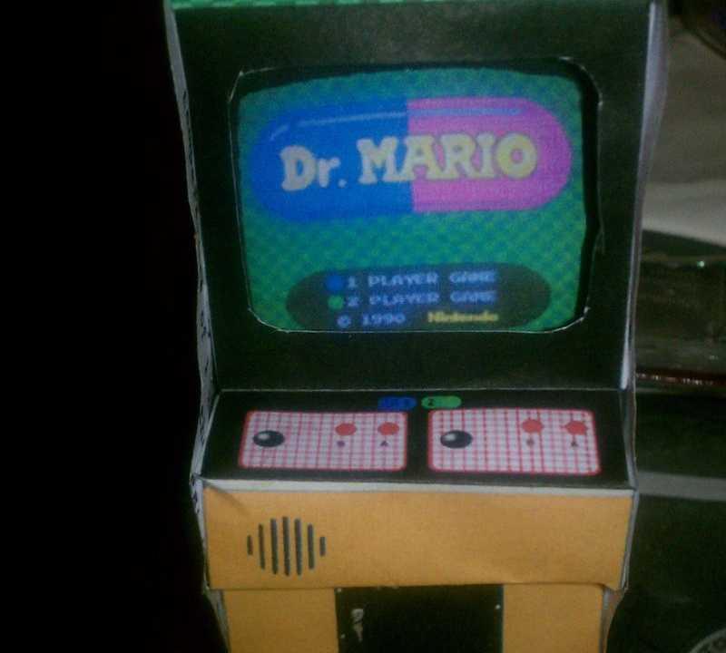 Vs. Dr. Mario