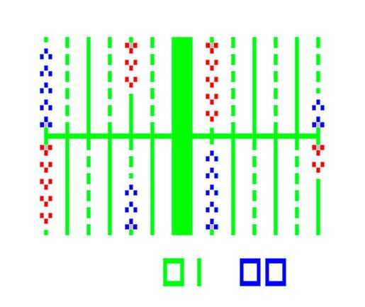 Videocart-11: Backgammon, Acey-Deucey