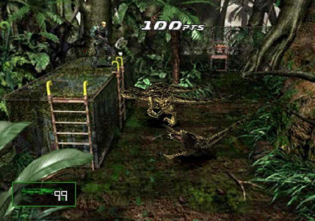 Dino Crisis 2 Reviews, News, Descriptions, Walkthrough and