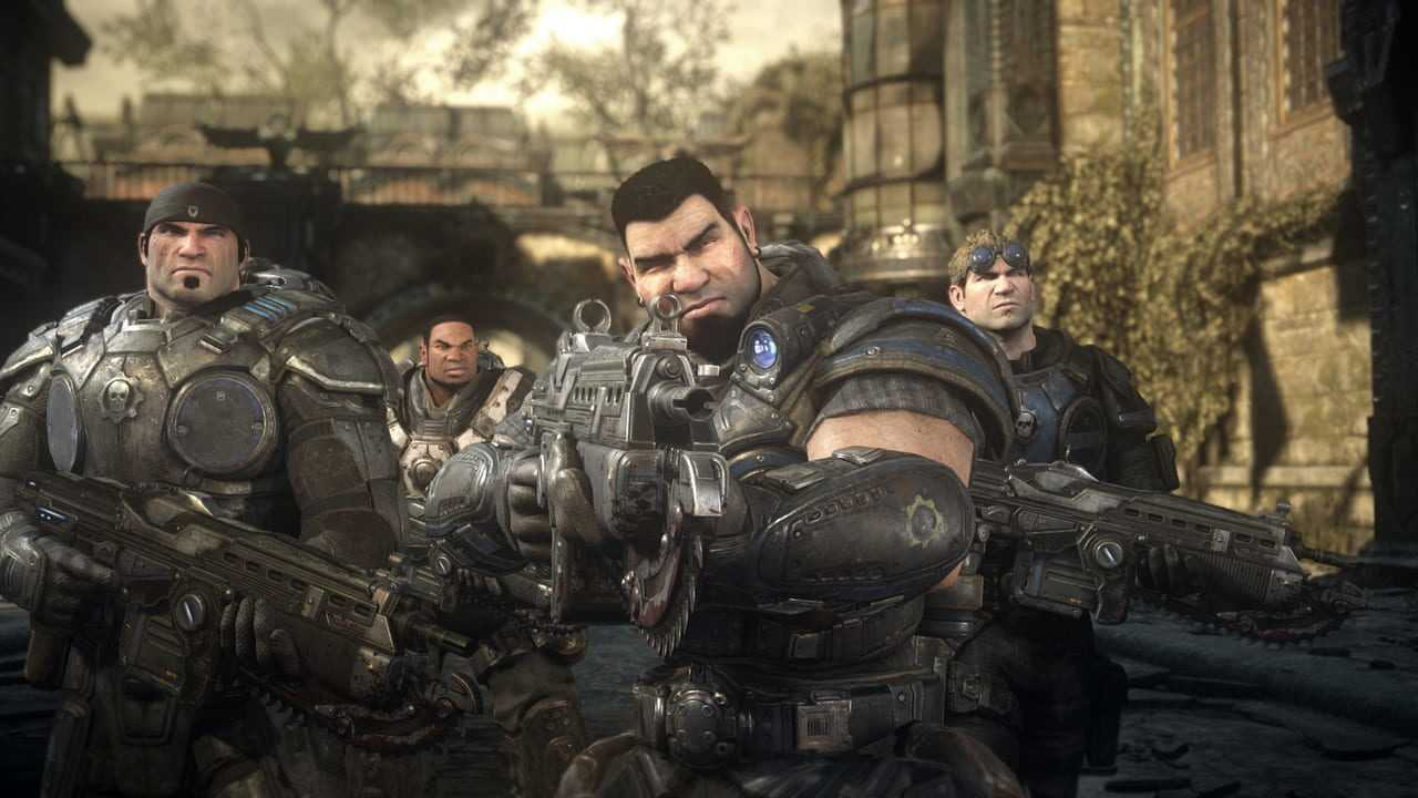 Gears of War: Ultimate Edition and Rare Replay