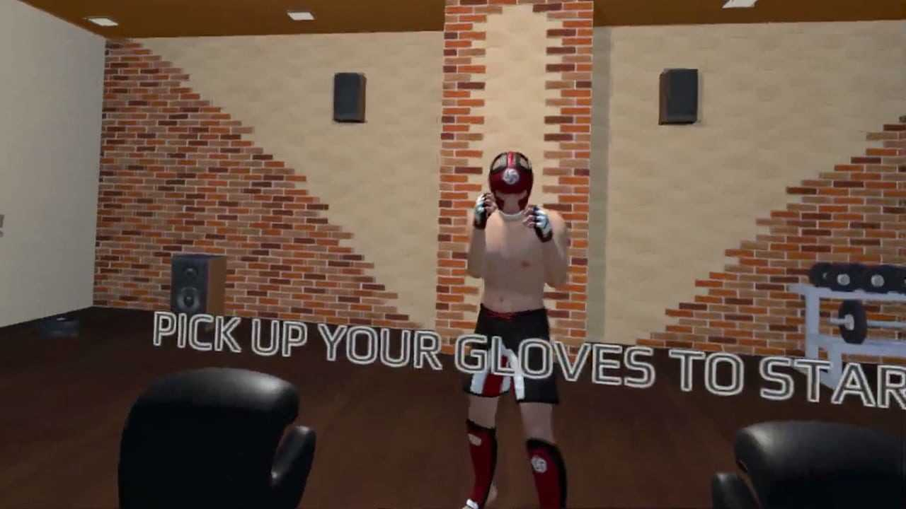 Fight Sparring VR