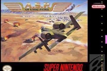 A.S.P.: Air Strike Patrol