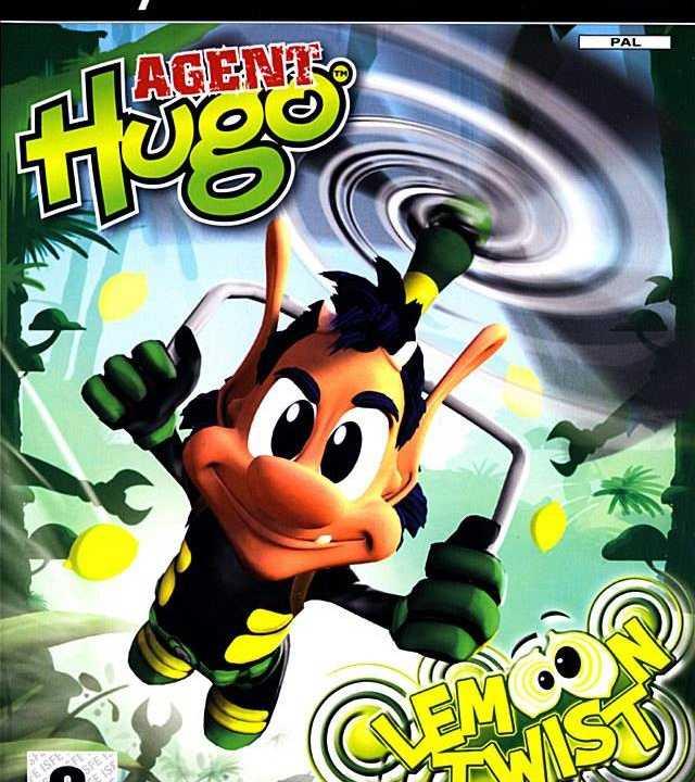 Agent Hugo: Lemoon Twist
