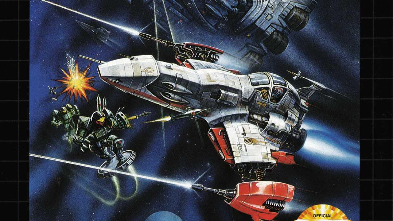 Lightening Force: Quest for the Darkstar