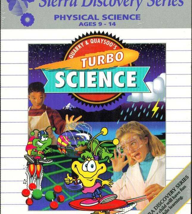 Quarky & Quaysoo's Turbo Science