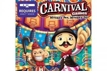 Carnival Games: Monkey See, Monkey Do