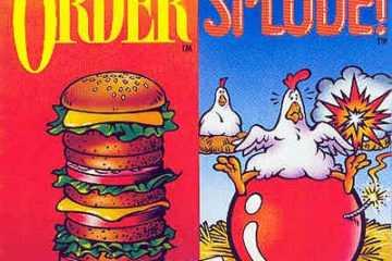 Short Order - Egg-splode!