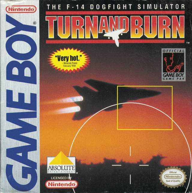 Turn and Burn: The F-14 Dogfight Simulator
