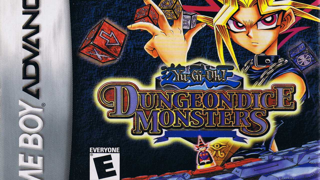 Yu-Gi-Oh!: Dungeon Dice Monsters
