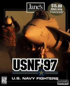 Jane's Combat Simulations: U.S. Navy Fighters '97