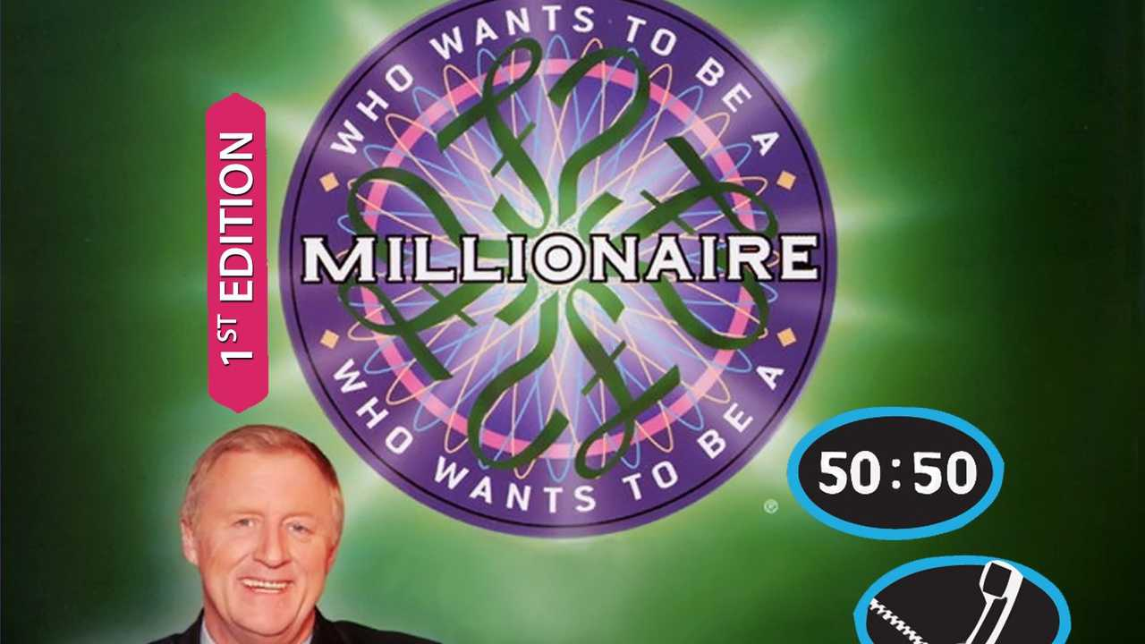 Who Wants to be a Millionaire: 1st Edition