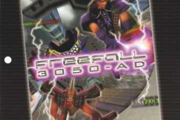 Freefall 3050 A.D.