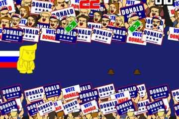 Donald's Bizarre Adventure