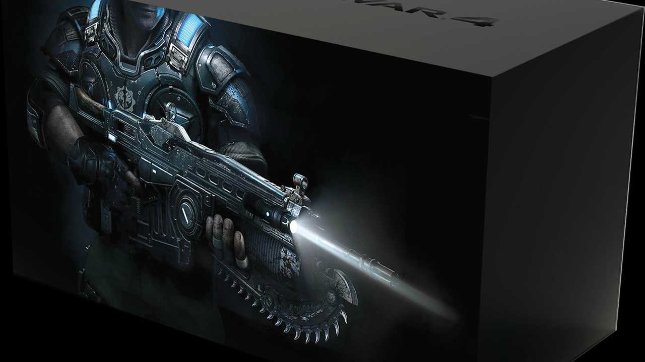 Gears of War 4: Amazon Exclusive Collector's Edition