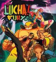 Lucha Fury