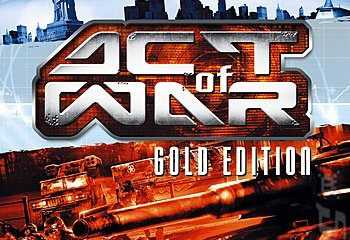 Act of War: Gold Edition