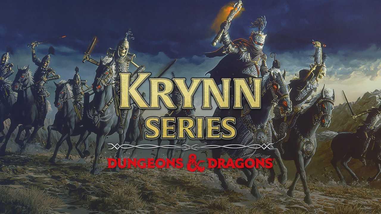 Dungeons & Dragons: Krynn Series