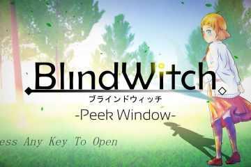 Blind Witch -Peek Window-